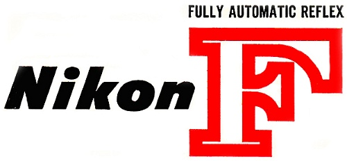 Nikon F Logo