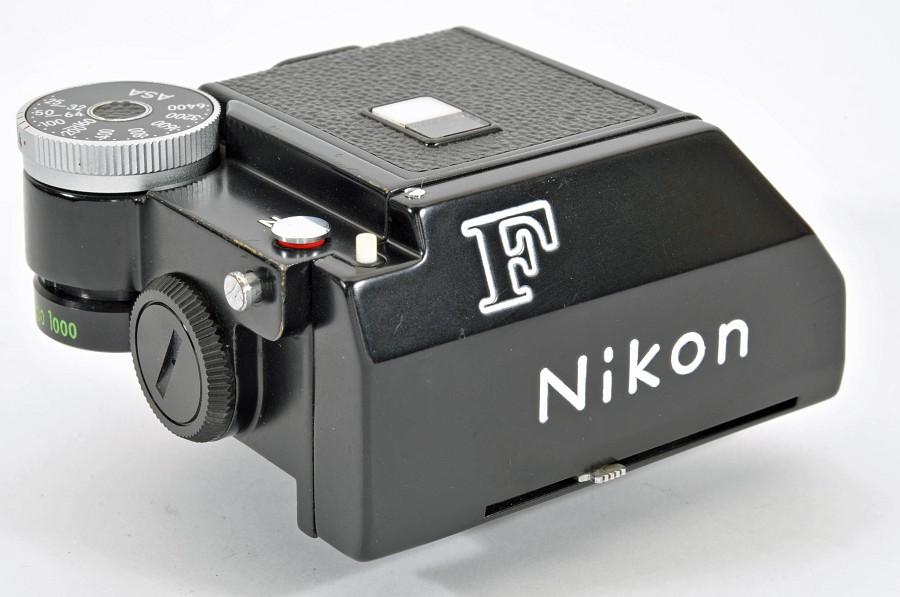 Used Nikon F Photomic FTN Apollo 35mm SLR Camera Body (Black)