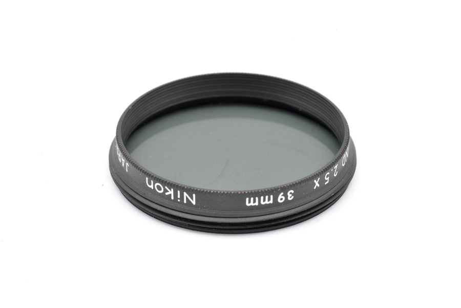 ND 2.5x 39mm Nikon Scr...