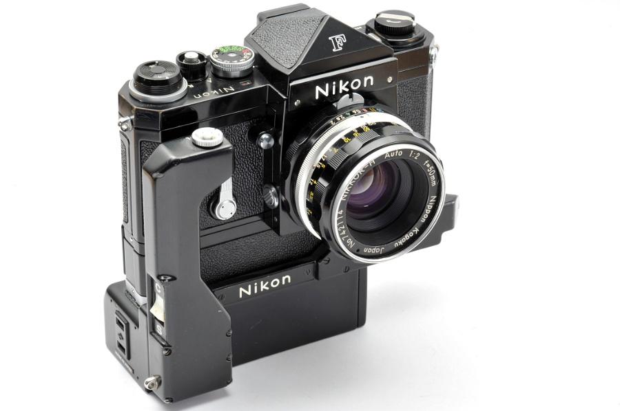 Nikon Electric Motor Drive Model F 36 134318