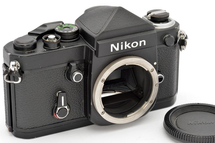 Nikon F2 Titanium 9204044